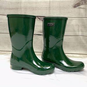ROMA Glossy Rain Boots - Women's Size 7
